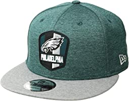 9Fifty Official Sideline Away Snapback - Philadelphia Eagles