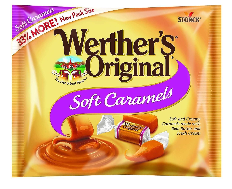 Werther's Original Soft Caramel Candy, 10.8 Oz Bag