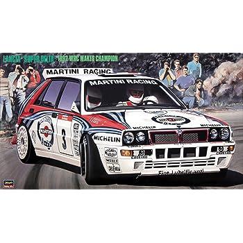 ハセガワ 1/24 ランチァ スーパーデルタ 1992 WRCメイクスチャンピオン プラモデル CR15