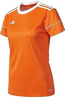 t shirt adidas orange femme