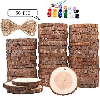Best 12 round wood slices Reviews