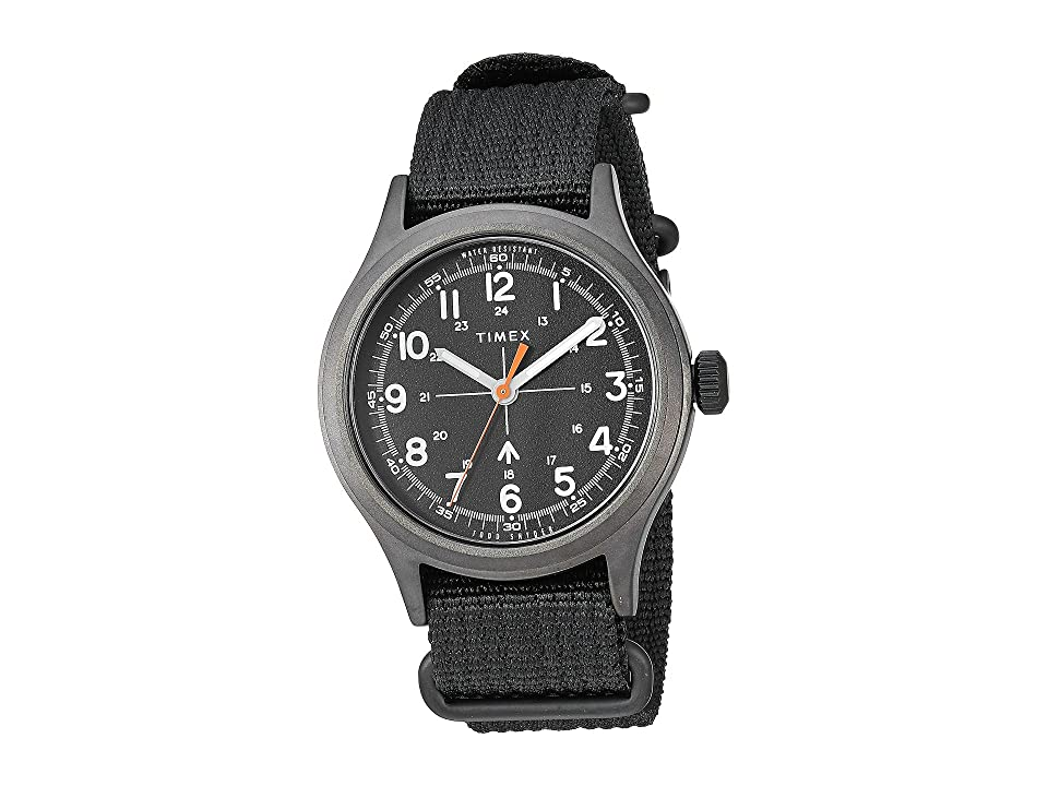 Timex Todd Snyder Military 40mm (Olive/Black) Watches