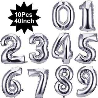 Best number 17 balloons Reviews