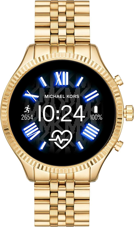MICHAEL KORS watch – Gen 5 Lexington Tri-Tone Smartwatch