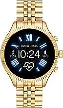 Michael Kors Access Lexington 2 Smartwatch - طراحی شده توسط Wear OS توسط Google با بلندگو ، ضربان قلب ، GPS ، NFC و تلفن های هوشمند