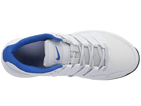 Free Shipping Sale Online Nike Air Zoom Prestige White/Hot Lava/Pure Platinum/Blue Nebula Cheap Sale Discounts Discount New Arrival Many Kinds Of Online Free Shipping Factory Outlet 3u2IaurpE