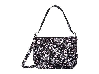 Vera Bradley Carson Shoulder Bag (Holland Garden) Shoulder Handbags