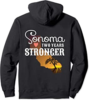 Best sonoma strong hoodie Reviews
