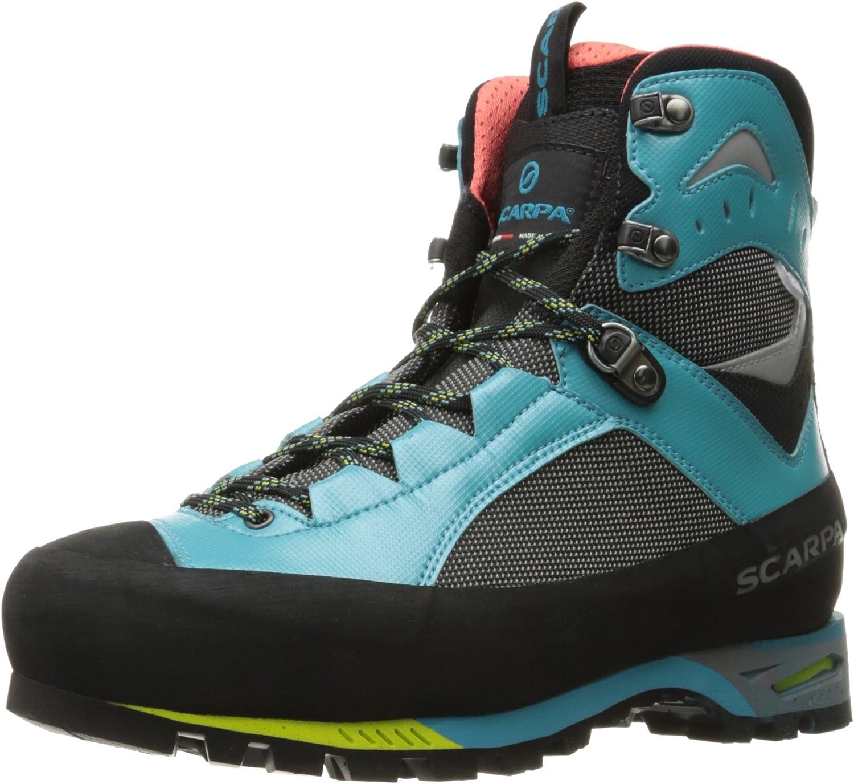 Scarpa Womens Charmoz Wmn Mountaineering Boot Mountaineering Boot