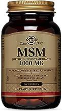 Solgar MSM 1000 mg Comprimidos - Envase de 60