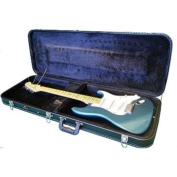 Rock Hard - Funda para guitarra eléctrica Fender Stratocaster Strat Tele Ibanez: Amazon.es: Instrumentos musicales