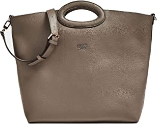 Luxury Fashion | Guess Womens HWVG6853230TAUPE Brown Tote | Season Permanent