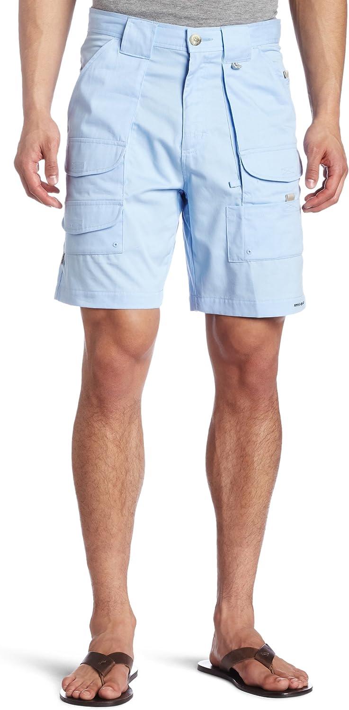 Columbia Men's Bonehead Short,Sail,44-6
