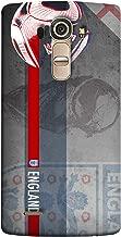 جراب ColorKing Football England 14 رمادي اللون لهاتف LG G4