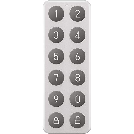 Wyze Lock Keypad for Wyze Lock | A Completely Wireless Bluetooth keypad That Allows You to Create, Share, and use Unique Codes to Unlock Your Wyze Lock | Wyze Lock Sold Separately