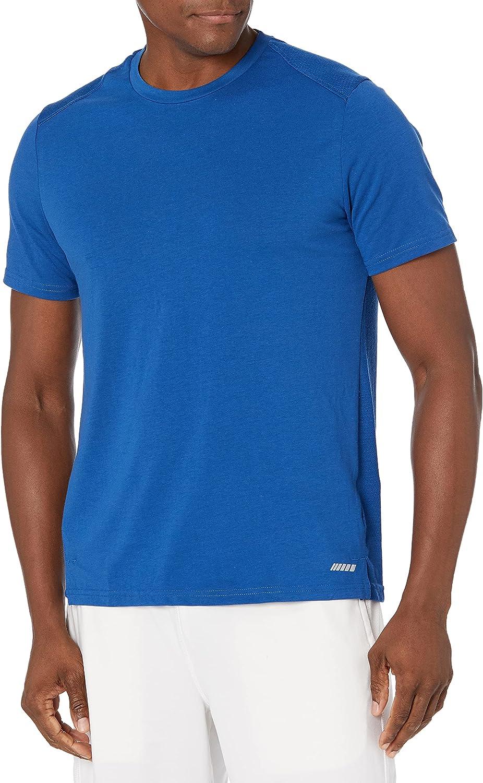 Amazon Essentials Men's Rare Performance Special price Short-Sleeve T-Shirt Cotton
