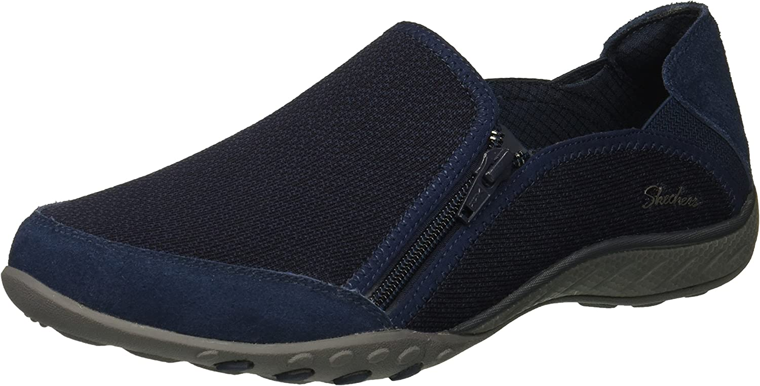 Skechers Womens Breathe-Easy - Quiet-tude Sneaker