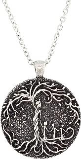 Mom & 3 Child 'Tree of Life' Pendant Necklace