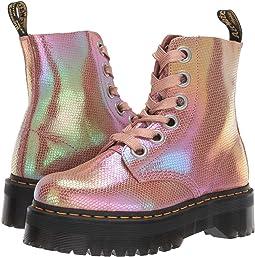 Pink Iridescent Texture
