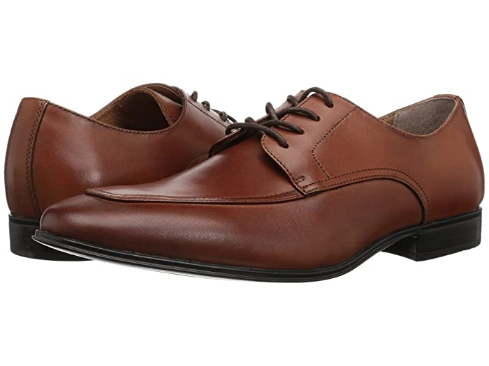 Giorgio Brutini Sheath (Tobacco) Men's Lace Up Cap Toe Shoes