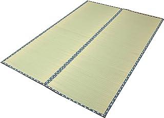 イケヒコ い草 上敷き サイズオーダー  三六間 4.5畳 ほほえみ 約 幅273×長さ269cm 松坂BL