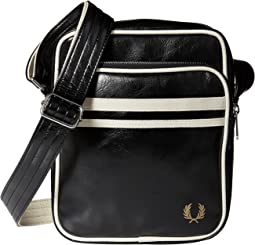 Twin Tipped Crossbody Bag
