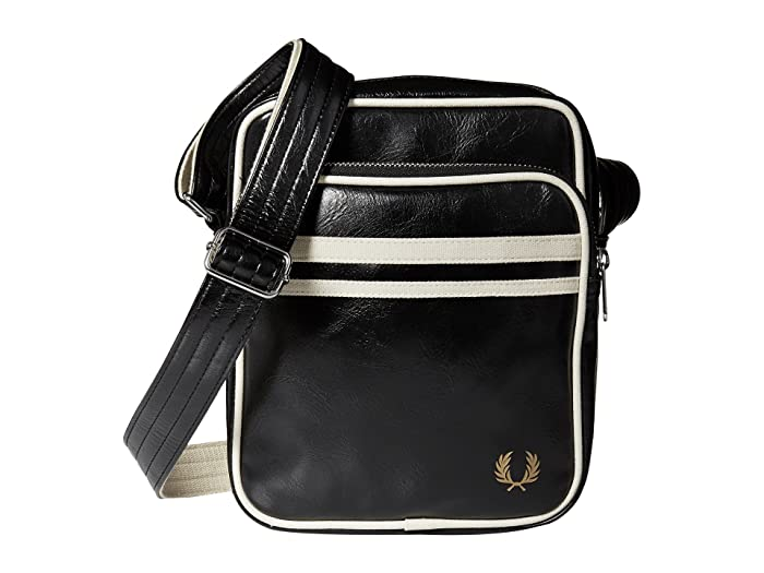 0b1eaa264 Fred Perry Twin Tipped Crossbody Bag at Zappos.com