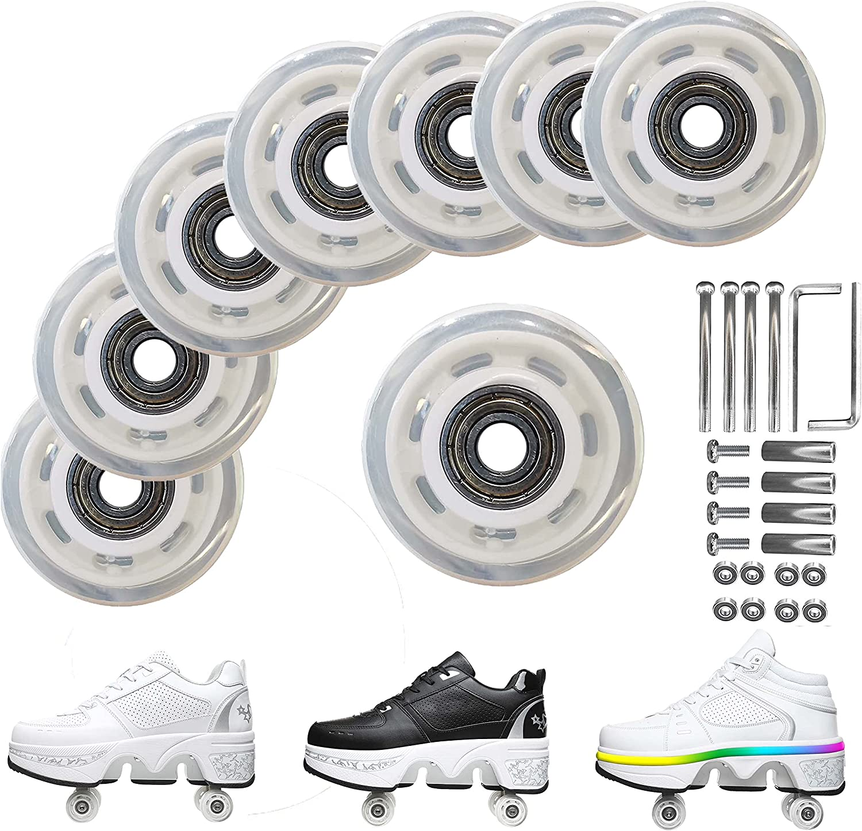 Roller Skate Wheels 8 Pack Outdoor Wheel Quad Bear shop with Direct sale of manufacturer Skating