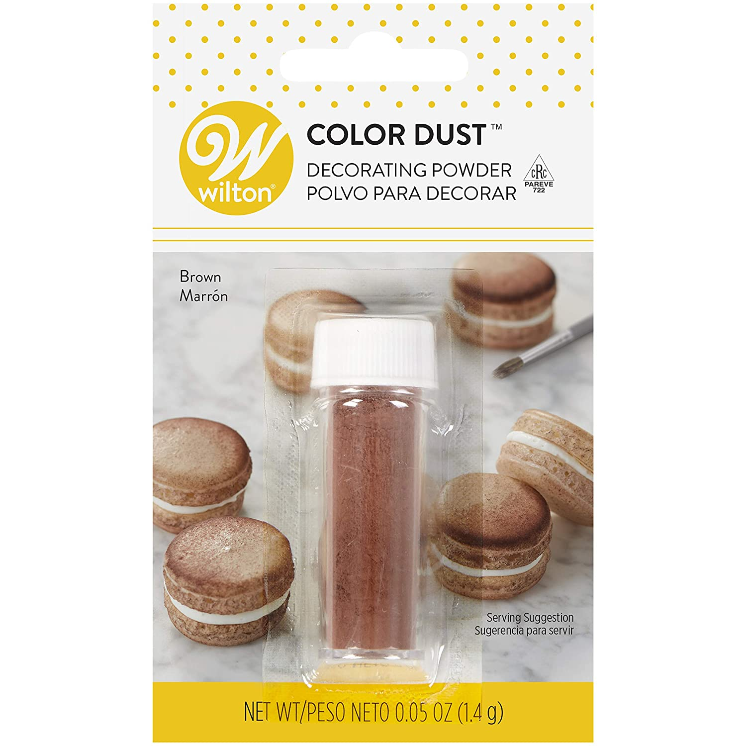 Brown Color Luxury Dust .05 Minneapolis Mall oz.