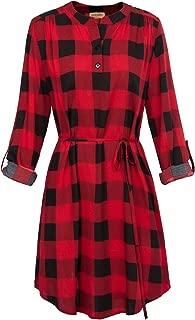 Best lumberjack plaid dress Reviews