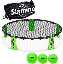 مجموعه بازی های GoSports Slammo (شامل 3 توپ ، کیف و لوازم حمل)