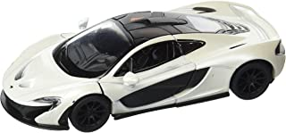 Kinsmart McLaren P1, White 5393D - 1/36 Scale Diecast Model Toy Car