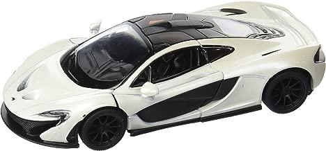 Kinsmart McLaren P1, White 5393D - 1/36 Scale Diecast Model Toy Car
