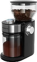 SHARDOR Electric Burr Coffee Grinder, Adjustable Burr Mill with 18 Precise Grind Setting..