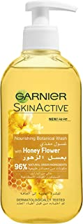 Garnier Nourishing Botanical Wash With Honey Flower 200 ml, Pack of 1