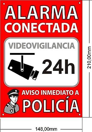 Amazon.es: pegatina alarma - Prevención y seguridad ...