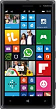 Nokia Lumia 830 GSM Smartphone, Black - AT&T - No Warranty (Renewed)