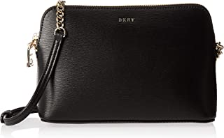 DKNY Bryant Dome Cross Body Bag- Sutton Leather