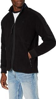 G-STAR RAW Men's Tech Fleece Zip Thru Cardigan Sweater