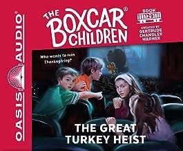 The Great Turkey Heist (Volume 129) (The Boxcar Children Mysteries)
