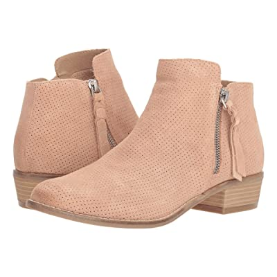 Dolce Vita Star (Blush Suede) Women
