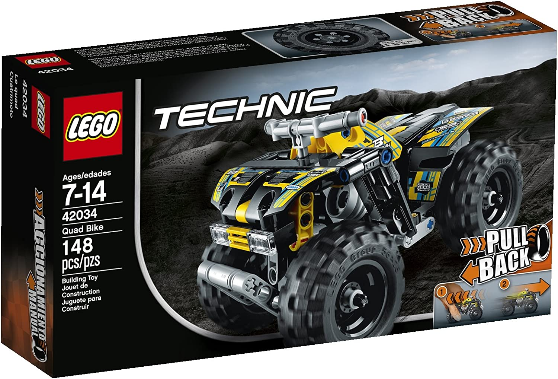 descuento de ventas en línea LEGO Technic Quad Quad Quad Bike by LEGO  sin mínimo
