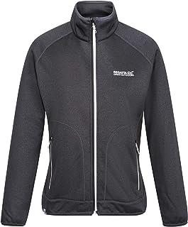 Regatta Women's Cinley II Hybrid Stretch Side Panels Full Zip Softshell Jacket
