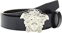 Versace Kids Belt with Medusa Buckle (Big Kids)
