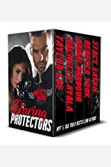 Daring Protectors - Where Danger and Passion Collide (Protect and Desire Book 1) Kindle Edition
