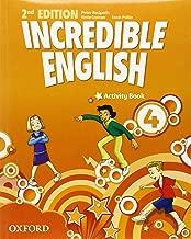 Incredible English 4: Activity Book: Incredible English: 4: Activity Book 4