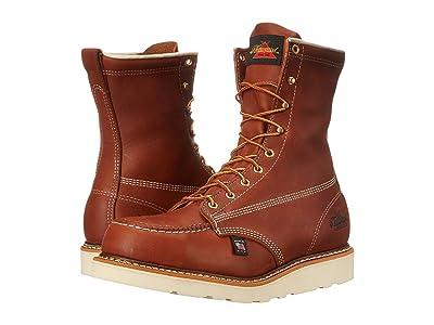 Thorogood American Heritage 8 Steel Toe Wedge