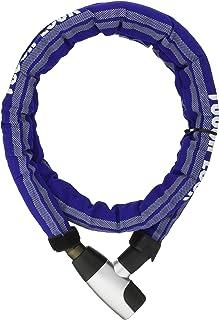 ヤマハ(YAMAHA) バイクロック TOUGH LOCK(タフロック) YL-02 スチールリンクロック 1.5m ブルー Q5K-YSK-107-T14
