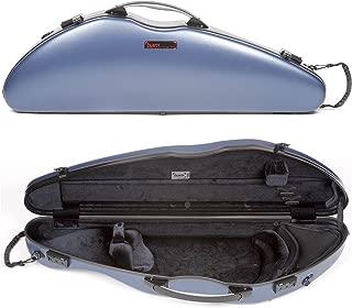 Bam Slim Hightech 4/4 Violin Case, Navy Blue