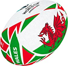 Gilbert Rugby World Cup 2019 Flag Ball - Wales